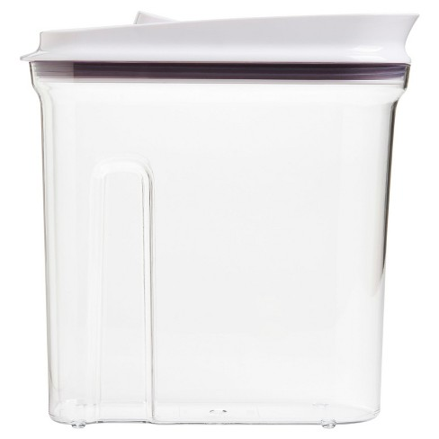 Oxo Pop 3 4qt Airtight Medium Cereal Dispenser Target