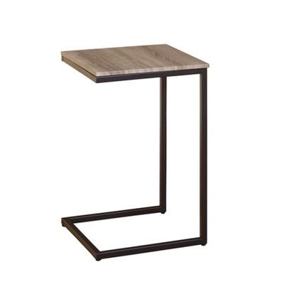 Seneca XX C Table Black/Gray - Buylateral
