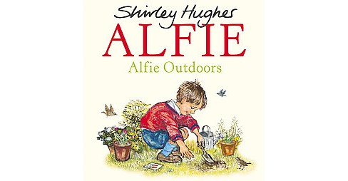 Alfie Outdoors (Paperback) (Shirley Hughes) - image 1 of 1