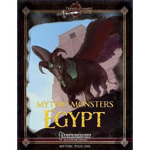 Mythic Monsters #34 - Egypt Softcover - image 1 of 1