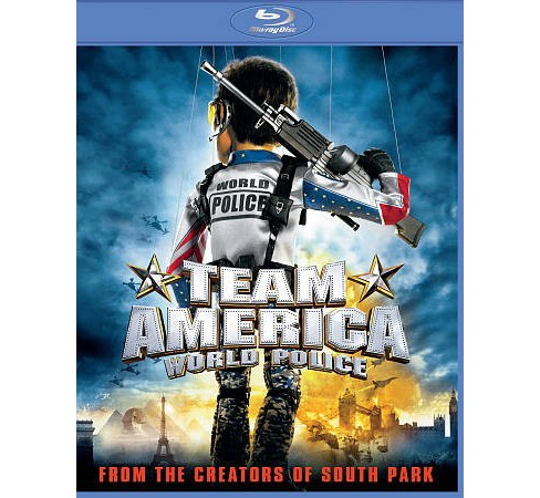 Team America:World Police (Blu-ray) - image 1 of 1