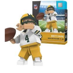 931022a719a Green Bay Packers Brett Favre Legend Away Limited Edition OYO Minifigure