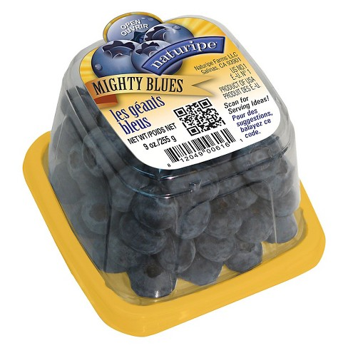 Mighty Blues Blueberry Shakers - 9oz - image 1 of 1
