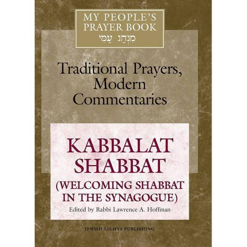 My People's Prayer Book Vol 8 - (Hardcover) - image 1 of 1
