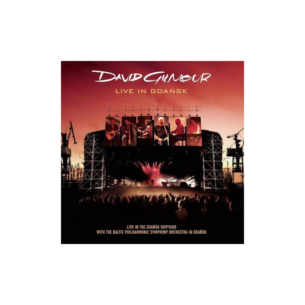 David Gilmour Live In Gdansk Cd