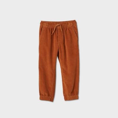 OshKosh B'gosh Toddler Boys' Jogger Pull-On Pants - Brown