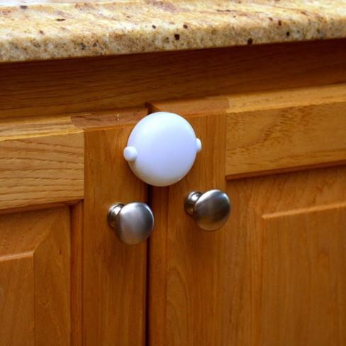 Qdos Adhesive Double Door Lock - image 1 of 4
