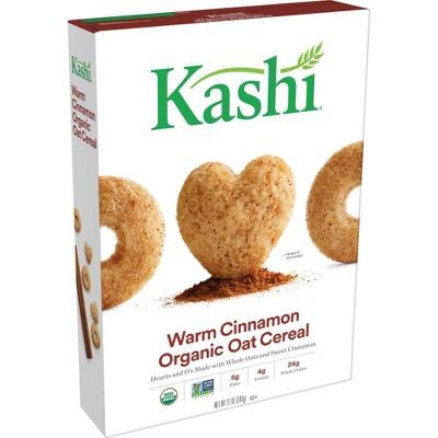 Kashi Heart To Heart Warm Cinnamon Oat Breakfast Cereal - 12oz