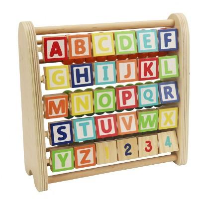 Leo & Friends Alphabet Abacus
