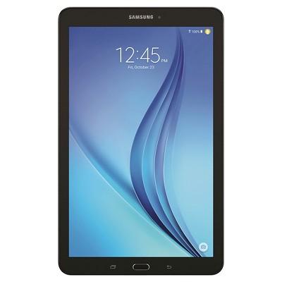 """Samsung Galaxy Tab E 9.6"""" 16GB Black - SM-T560NZKUXAR"""