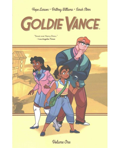 Goldie Vance 1 (Paperback) (Hope Larson) - image 1 of 1