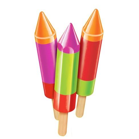 the original brand popsicle scribblers ice pops 20pk target