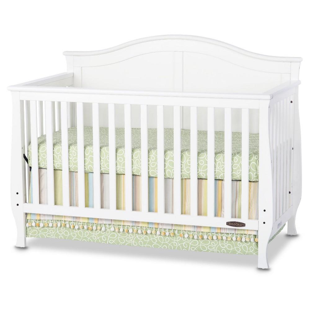 Image of Child Craft Camden 4-in-1 Convertible Crib