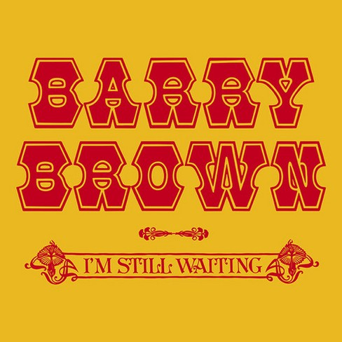Barry Brown - I'm Still Waiting (CD) - image 1 of 1