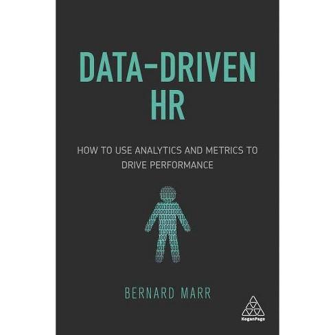 Data-Driven HR - by  Bernard Marr (Paperback) - image 1 of 1