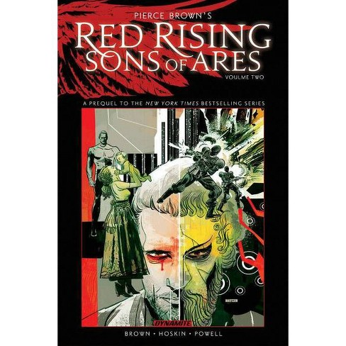 Pierce Brown's Red Rising: Sons of Ares Vol. 2 - by  Pierce Brown & Rik Hoskin (Hardcover) - image 1 of 1