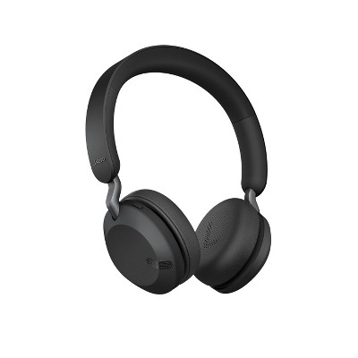 Jabra Elite 45h - Titanium Black (Certified Refurbished)