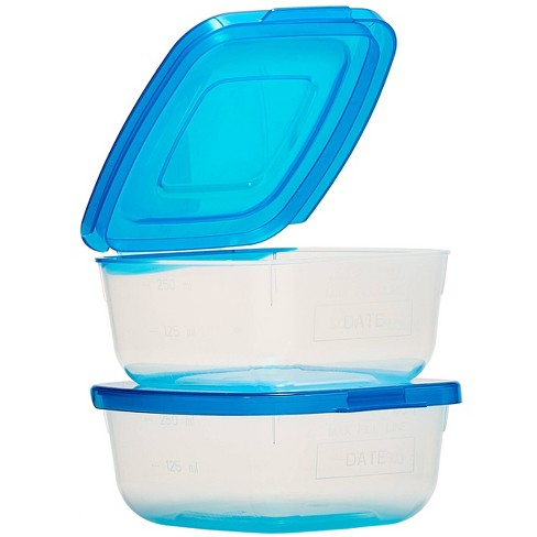 Mr. Lid Food Storage Container - 2pk - image 1 of 3