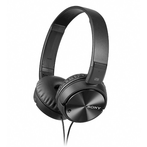 Sony Noise Canceling On-Ear Wired Headphones (MDRZX110NC) - image 1 of 2