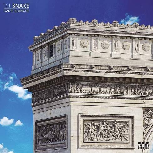 Dj Snake - Carte Blanche (CD) - image 1 of 1