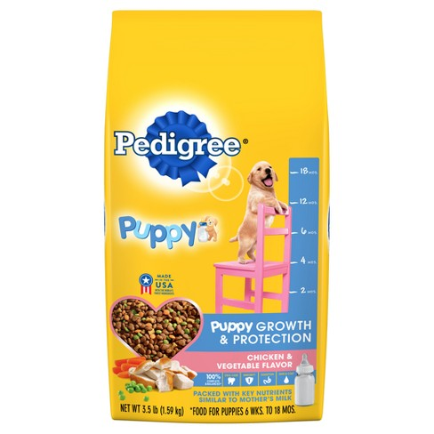 Pedigree Puppy Complete Nutrition Dry Dog Food Target