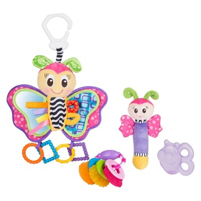 Playgro Butterfly Fun Pack Teether Gift Pack