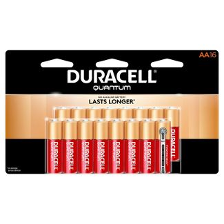 Duracell Quantum AA Batteries - 16ct