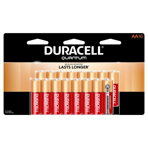 Duracell Quantum AA Batteries - 16ct - image 1 of 1
