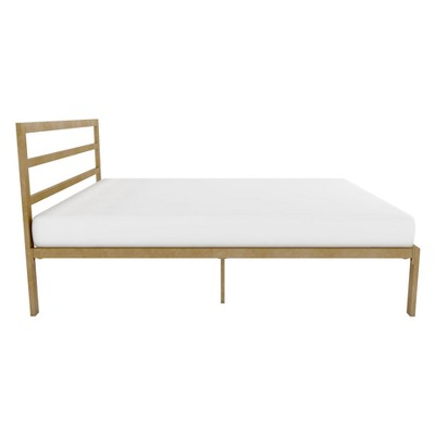 Room & Joy Primo Modern Platform Metal Bed With Headboard