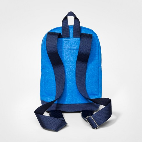 fc094f8df1fa Toddler Boys  Colorblock Backpack - Cat   Jack™ Blue   Target