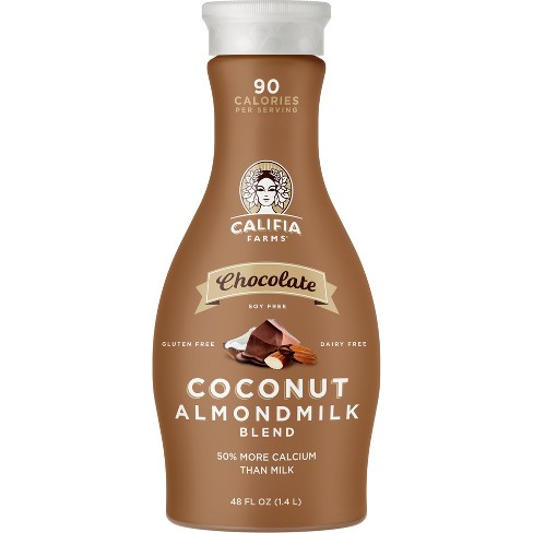 Califia Farms Chocolate Coconut Almond Milk - 48 fl oz - image 1 of 3