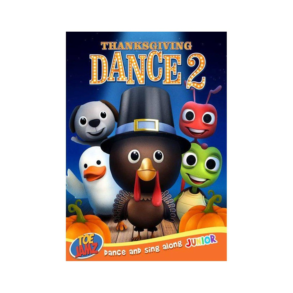 Thanksgiving Dance 2 Dvd 2020