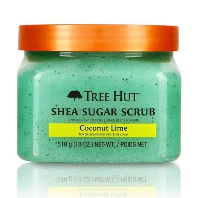 Tree Hut Coconut Lime Shea Sugar Scrub 18oz