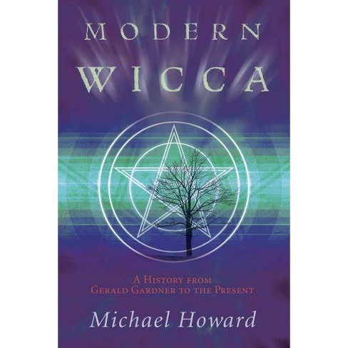 Modern Wicca - by  Michael Howard (Paperback) - image 1 of 1