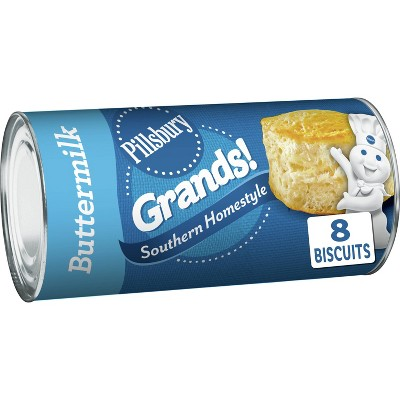 Pillsbury Grands! Southern Homestyle Buttermilk Biscuits - 16.3oz/8ct