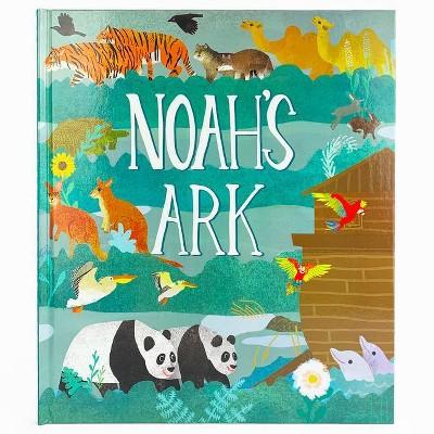 Noah's Ark - by Catherine Allison (Hardcover)