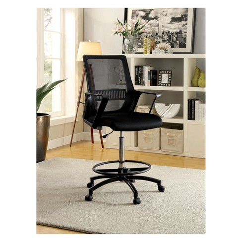 Admirable Jameson Modern Ergonomic Office Chair White Homes Inside Out Lamtechconsult Wood Chair Design Ideas Lamtechconsultcom