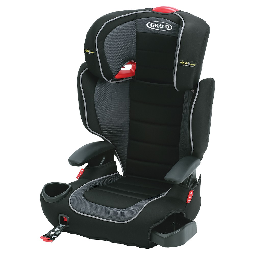 Graco Highback TurboBooster Car Seat with Safety Surround...