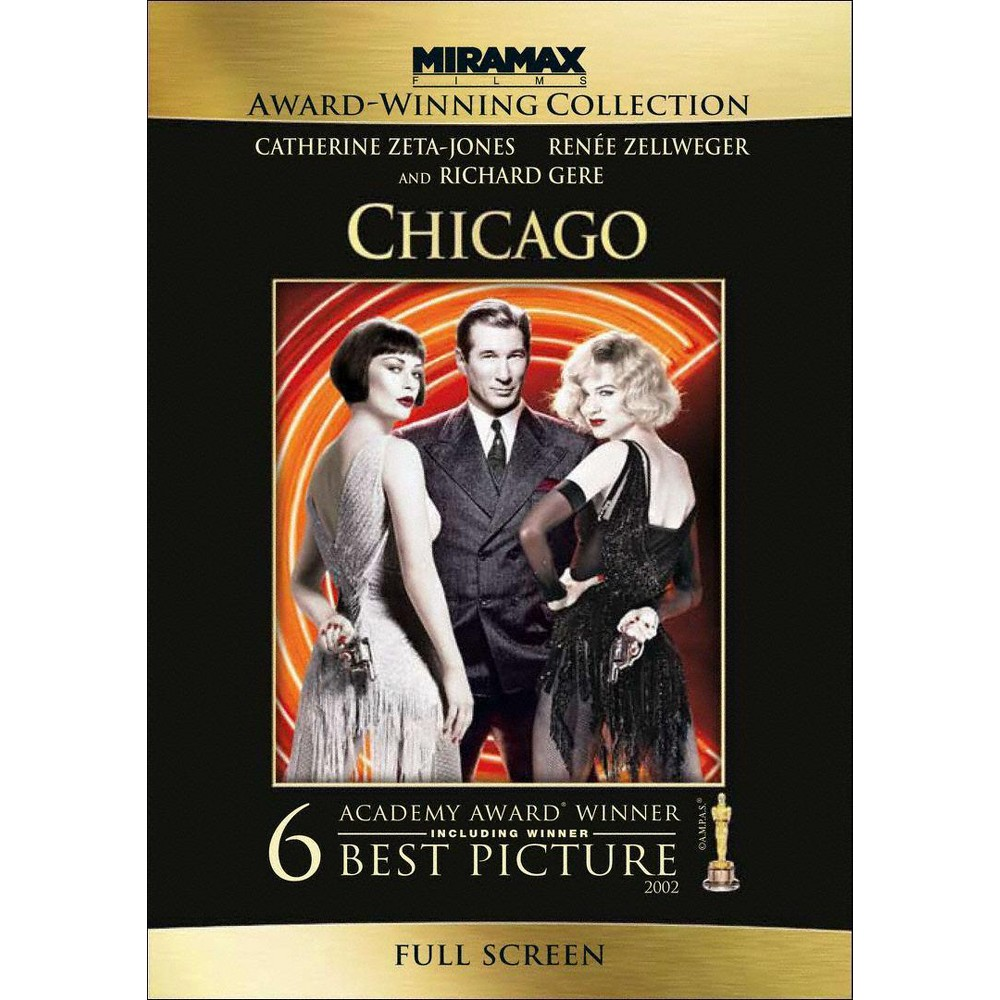 Chicago (P&s) (dvd_video)