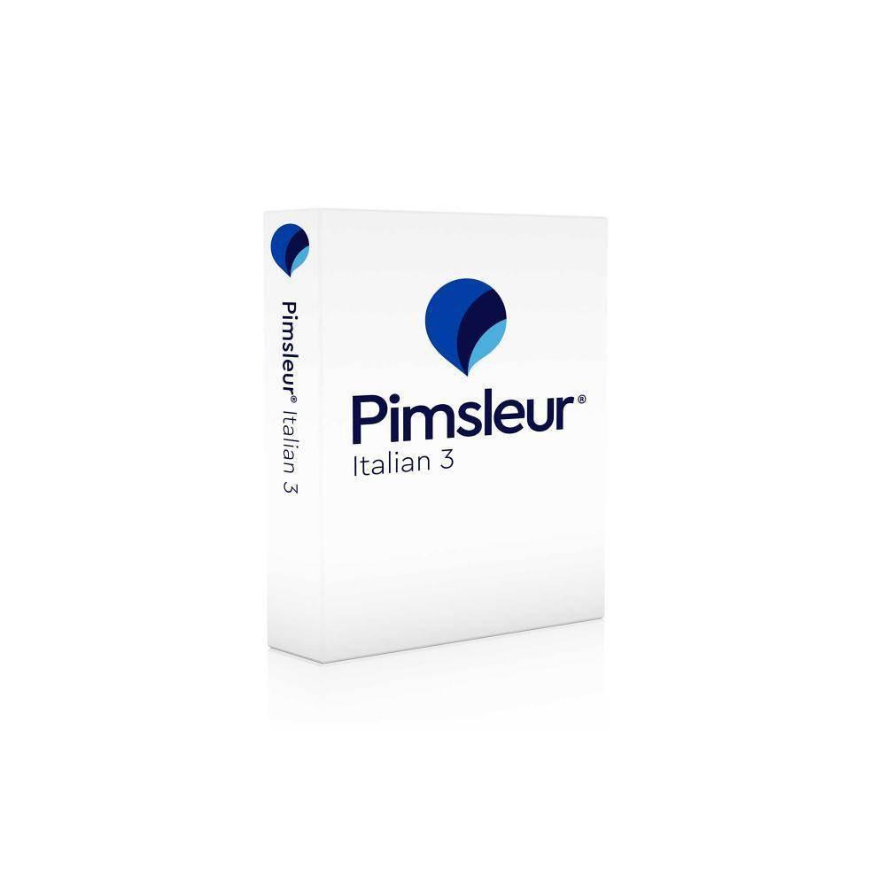 Pimsleur Italian Level 3 CD - (Comprehensive)(AudioCD)