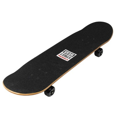 "Bravo Sports Pro Vision 31"" Skateboard - Black"