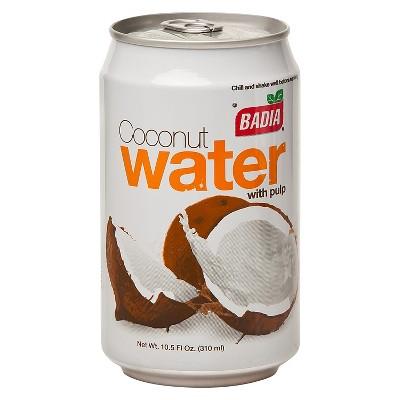 Badia Coconut Water with Pulp 10.5oz