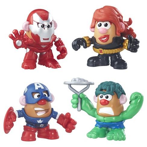 Playskool Friends Mr. Potato Head Marvel Super Rally Pack - image 1 of 2