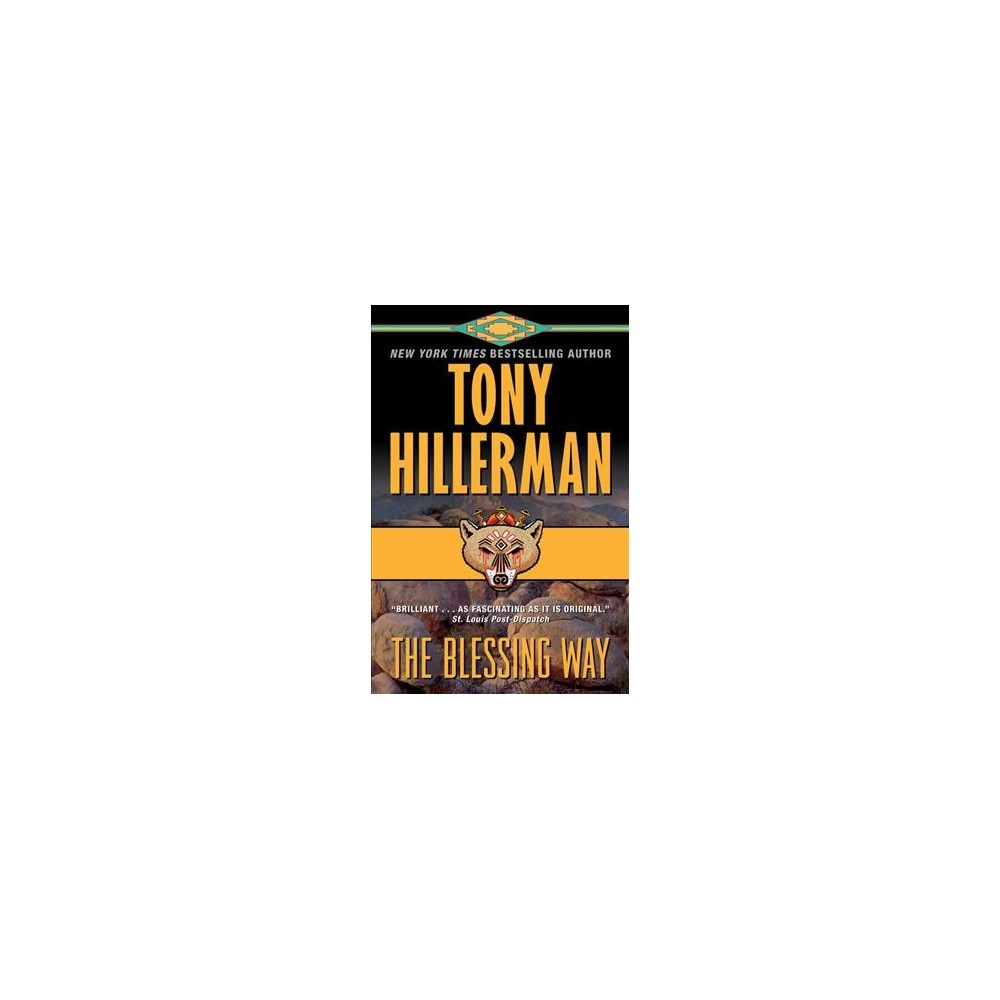 Blessing Way (Reissue) (Paperback) (Tony Hillerman)