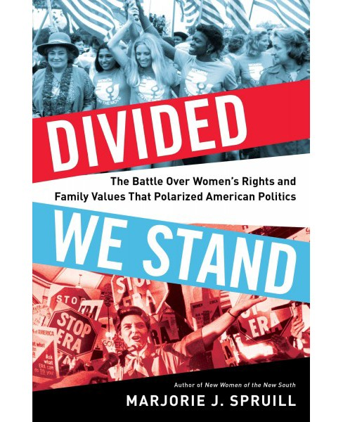 Divided We Stand : The Battle Over Women's Rights and Family Values That Polarized American Politics - image 1 of 1