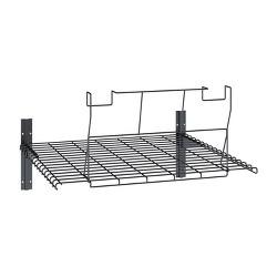 Suncast BMSA5L Sierra or Everett Storage Shed Organization Wire Shelf Loft Kit