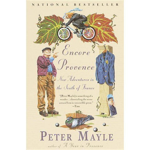 Encore Provence - (Vintage Departures) by  Peter Mayle (Paperback) - image 1 of 1