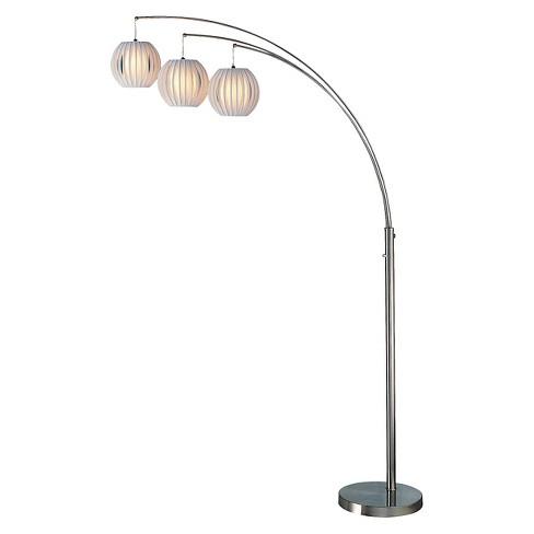 Way Deion Arch Floor Lamp Lite Source
