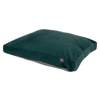 Majestic Pet Villa Collection Rectangle Dog Bed - Marine Green - Extra Large