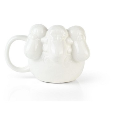 Seven20 Disney Pixar Toy Story Mug Bo Peep's White Sheep | Billy, Goat, & Gruff Mug